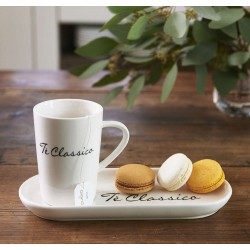 Tè Classico Cup and Saucer